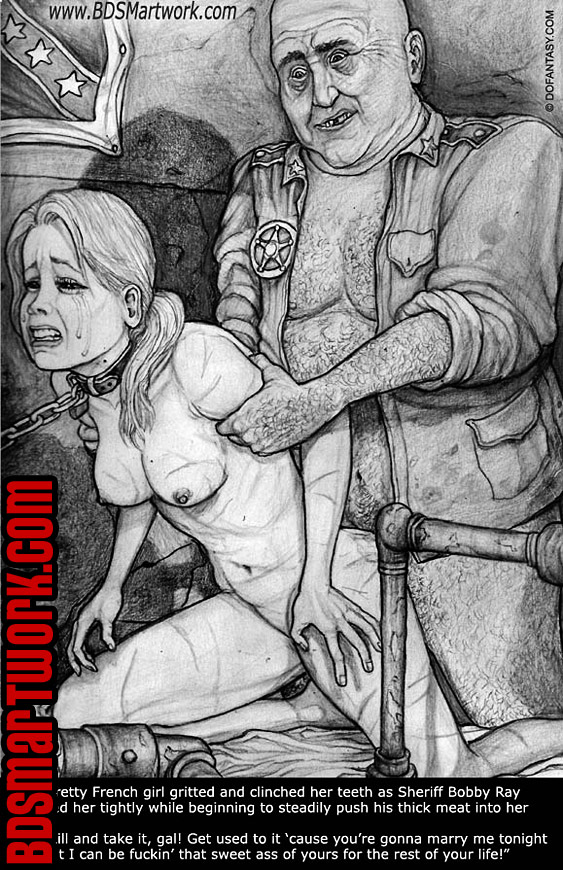 He thrust forward a little, pushing more of his dark meat ...